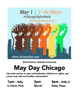 May Day Flyer 2017